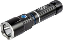 Ring Automotive Telescopic 220 lm Alu torch with 4 x AAA